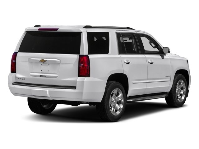 Summit White 2018 Chevrolet Tahoe Pictures Tahoe 2WD 4dr Commercial photos rear view