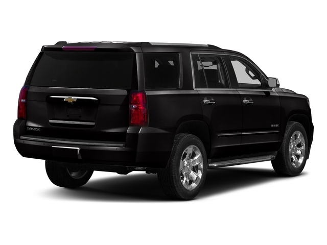 Black 2018 Chevrolet Tahoe Pictures Tahoe 2WD 4dr Commercial photos rear view