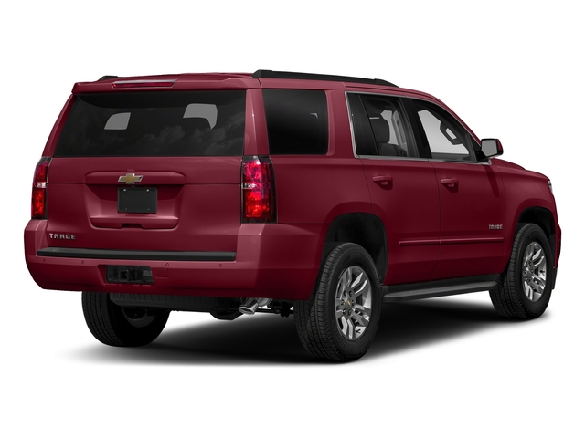Siren Red Tintcoat 2018 Chevrolet Tahoe Pictures Tahoe 2WD 4dr LT photos rear view