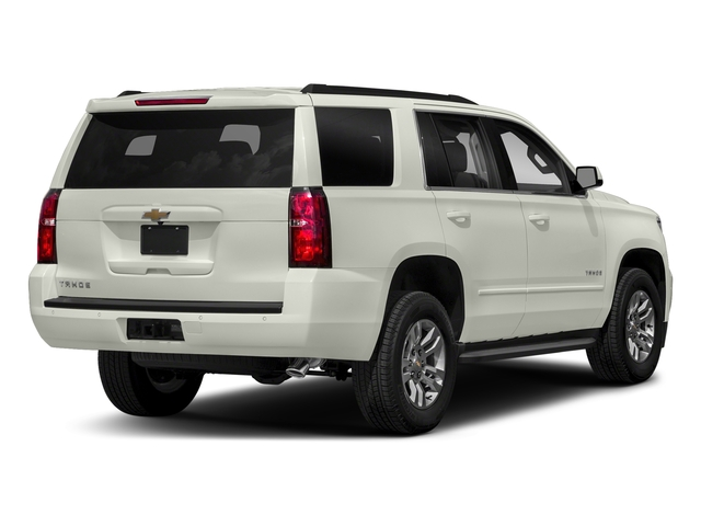 Iridescent Pearl Tricoat 2018 Chevrolet Tahoe Pictures Tahoe 2WD 4dr LT photos rear view