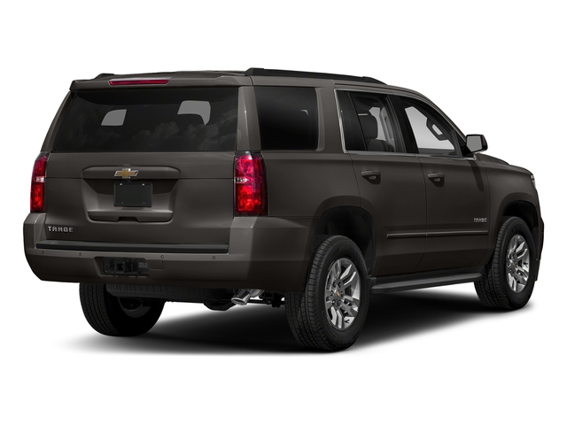 Tungsten Metallic 2018 Chevrolet Tahoe Pictures Tahoe 2WD 4dr LT photos rear view