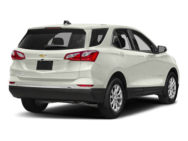 Iridescent Pearl Tricoat 2018 Chevrolet Equinox Pictures Equinox FWD 4dr LT w/2LT photos rear view