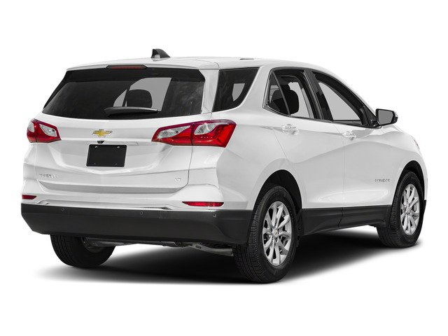 Summit White 2018 Chevrolet Equinox Pictures Equinox AWD 4dr LT w/3LT photos rear view