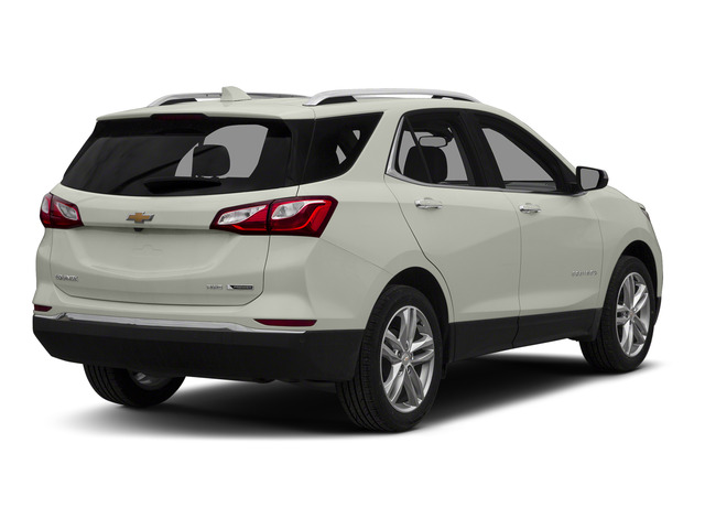Iridescent Pearl Tricoat 2018 Chevrolet Equinox Pictures Equinox FWD 4dr Premier w/1LZ photos rear view