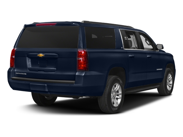 Blue Velvet Metallic 2018 Chevrolet Suburban Pictures Suburban 4WD 4dr 1500 LT photos rear view