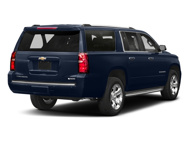 Blue Velvet Metallic 2018 Chevrolet Suburban Pictures Suburban 2WD 4dr 1500 Premier photos rear view