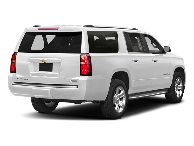 Summit White 2018 Chevrolet Suburban Pictures Suburban 2WD 4dr 1500 Premier photos rear view