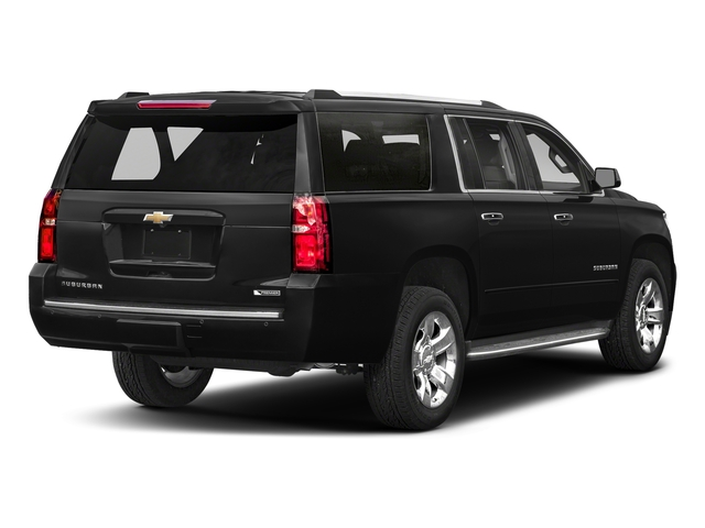 Black 2018 Chevrolet Suburban Pictures Suburban 2WD 4dr 1500 Premier photos rear view