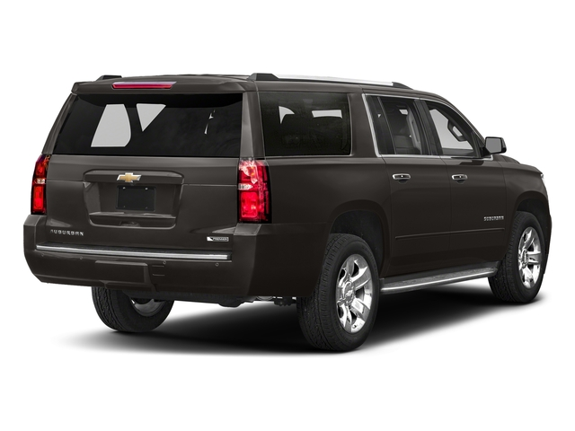 Tungsten Metallic 2018 Chevrolet Suburban Pictures Suburban 2WD 4dr 1500 Premier photos rear view
