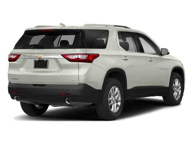 Iridescent Pearl Tricoat 2018 Chevrolet Traverse Pictures Traverse AWD 4dr High Country w/2LZ photos rear view