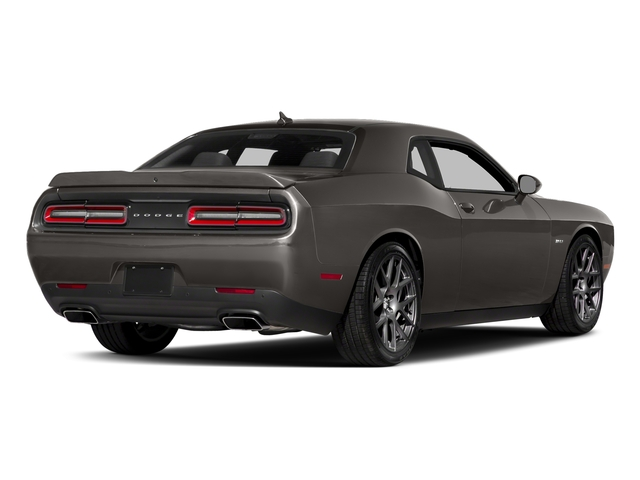 Granite Pearlcoat 2018 Dodge Challenger Pictures Challenger R/T Shaker RWD photos rear view