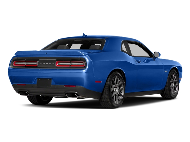 Indigo Blue 2018 Dodge Challenger Pictures Challenger R/T Shaker RWD photos rear view
