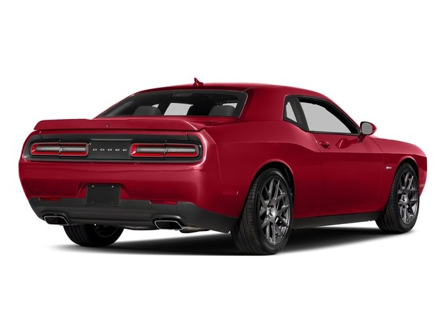 Torred Clearcoat 2018 Dodge Challenger Pictures Challenger R/T Shaker RWD photos rear view