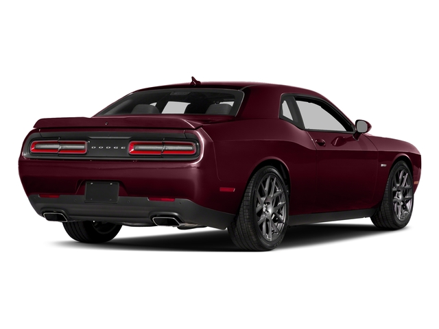 Octane Red Pearlcoat 2018 Dodge Challenger Pictures Challenger R/T Shaker RWD photos rear view
