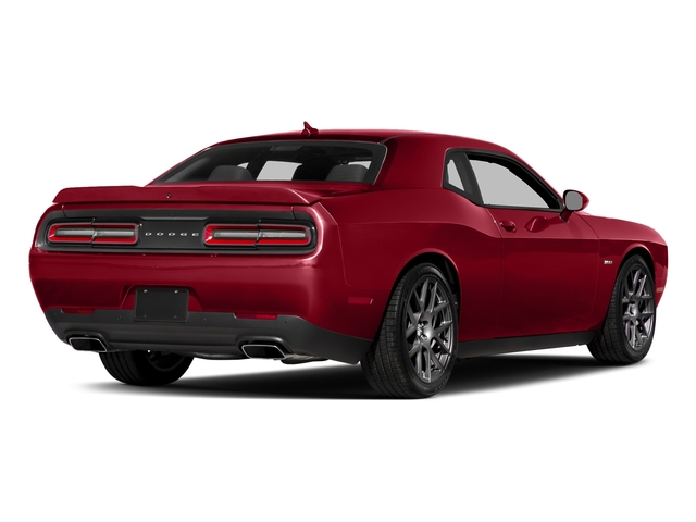 Redline Red Tricoat Pearl 2018 Dodge Challenger Pictures Challenger R/T Shaker RWD photos rear view