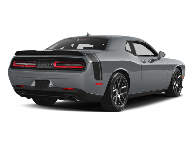 Billet Clearcoat 2018 Dodge Challenger Pictures Challenger R/T Scat Pack RWD photos rear view