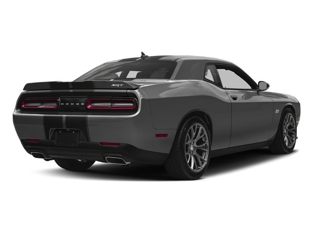 Destroyer Gray Clearcoat 2018 Dodge Challenger Pictures Challenger SRT 392 RWD photos rear view