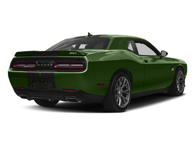 F8 Green 2018 Dodge Challenger Pictures Challenger SRT 392 RWD photos rear view