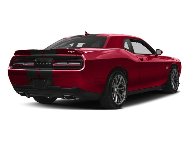 Torred Clearcoat 2018 Dodge Challenger Pictures Challenger SRT 392 RWD photos rear view