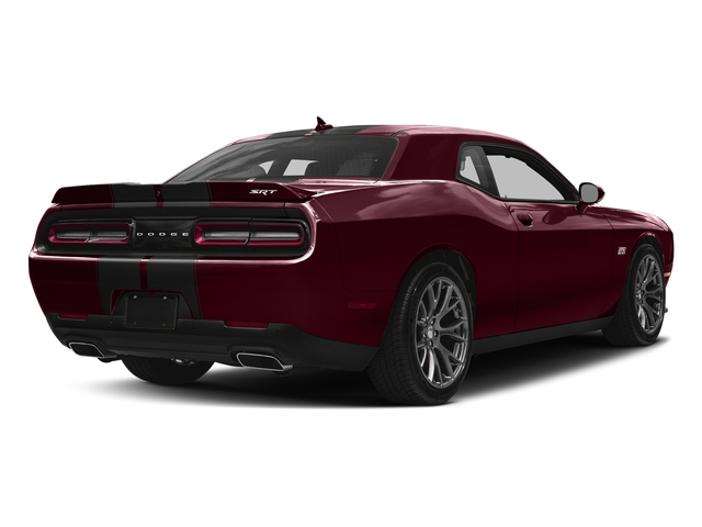 Octane Red Pearlcoat 2018 Dodge Challenger Pictures Challenger SRT 392 RWD photos rear view