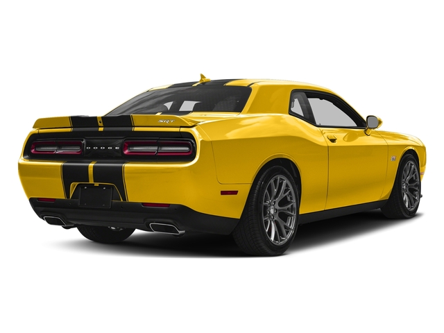 Yellow Jacket Clearcoat 2018 Dodge Challenger Pictures Challenger SRT 392 RWD photos rear view