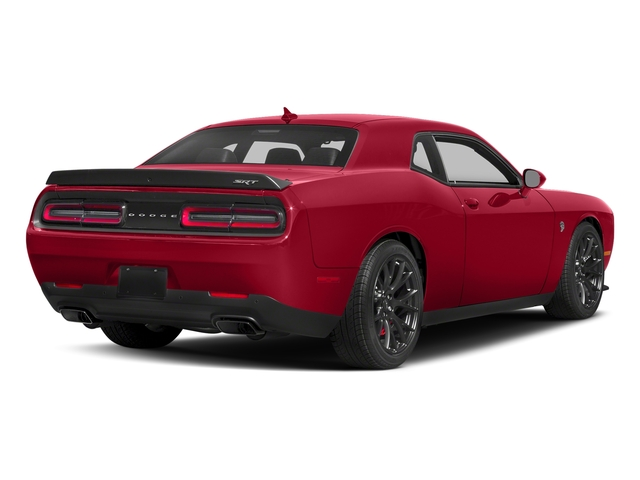 Torred Clearcoat 2018 Dodge Challenger Pictures Challenger SRT Hellcat RWD photos rear view