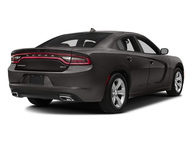 Destroyer Gray Clearcoat 2018 Dodge Charger Pictures Charger SXT Plus RWD photos rear view