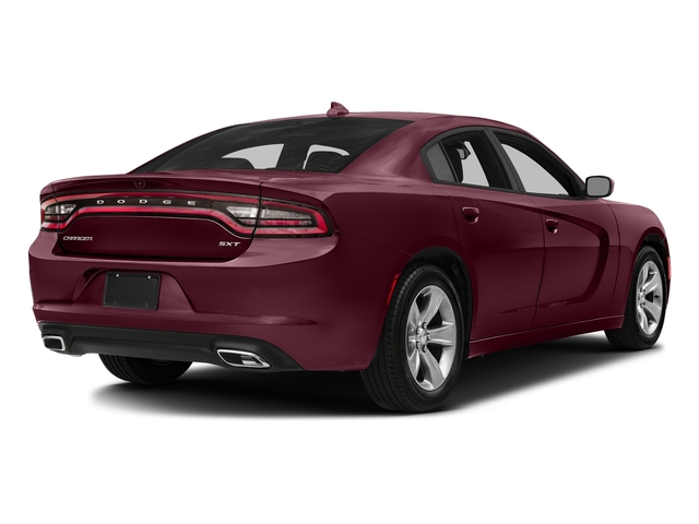 Octane Red Pearlcoat 2018 Dodge Charger Pictures Charger SXT Plus RWD photos rear view