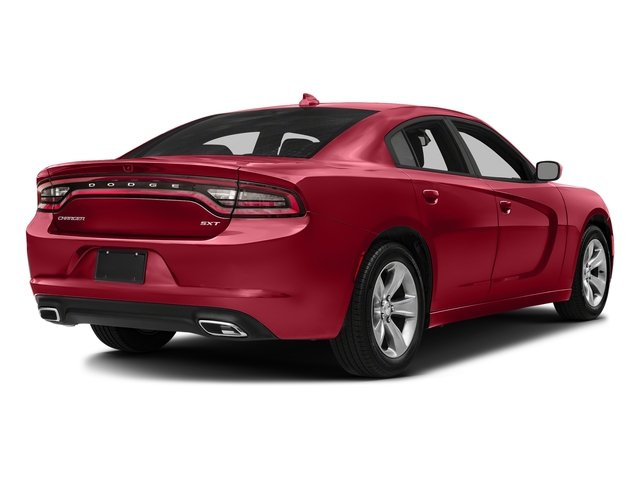 Redline Red Tricoat Pearl 2018 Dodge Charger Pictures Charger SXT Plus RWD photos rear view
