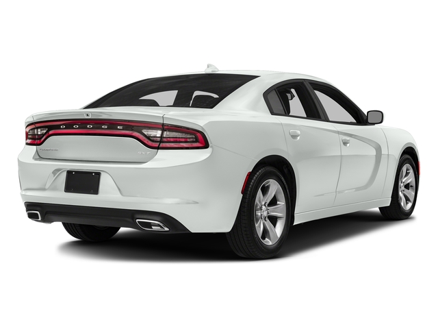 White Knuckle Clearcoat 2018 Dodge Charger Pictures Charger SXT Plus RWD photos rear view