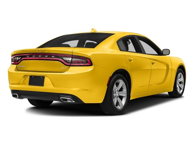 Yellow Jacket Clearcoat 2018 Dodge Charger Pictures Charger SXT Plus RWD photos rear view