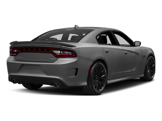 Destroyer Gray Clearcoat 2018 Dodge Charger Pictures Charger SRT Hellcat RWD photos rear view