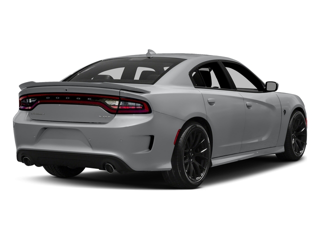 Billet Clearcoat 2018 Dodge Charger Pictures Charger SRT Hellcat RWD photos rear view