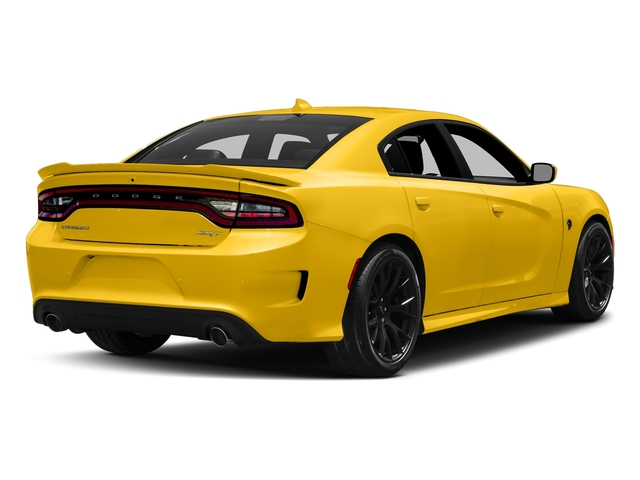 Yellow Jacket Clearcoat 2018 Dodge Charger Pictures Charger SRT Hellcat RWD photos rear view