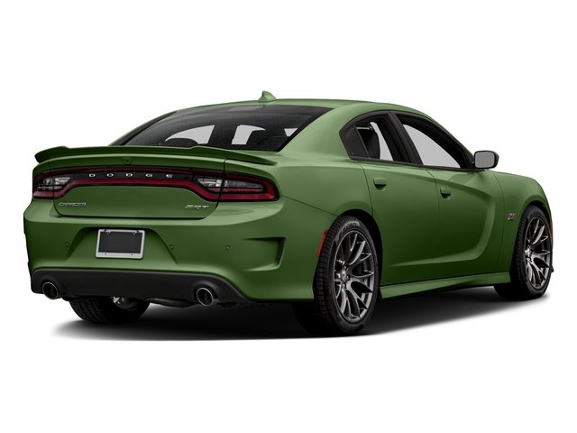 F8 Green 2018 Dodge Charger Pictures Charger SRT 392 RWD photos rear view