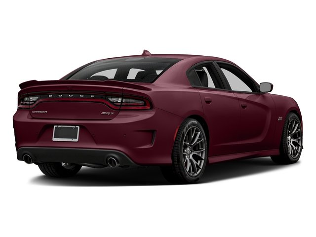 Octane Red Pearlcoat 2018 Dodge Charger Pictures Charger SRT 392 RWD photos rear view
