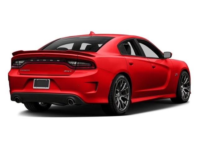 Go Mango 2018 Dodge Charger Pictures Charger SRT 392 RWD photos rear view