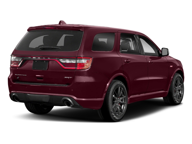 Octane Red Pearlcoat 2018 Dodge Durango Pictures Durango SRT AWD photos rear view