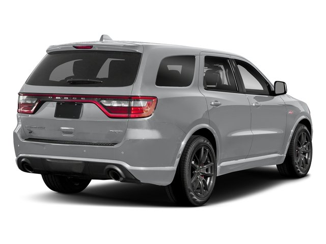 Billet Clearcoat 2018 Dodge Durango Pictures Durango SRT AWD photos rear view