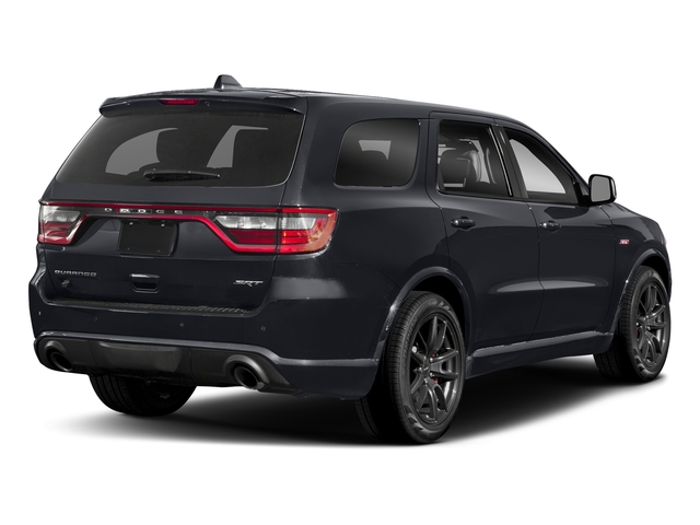 Bruiser Gray Clearcoat 2018 Dodge Durango Pictures Durango SRT AWD photos rear view