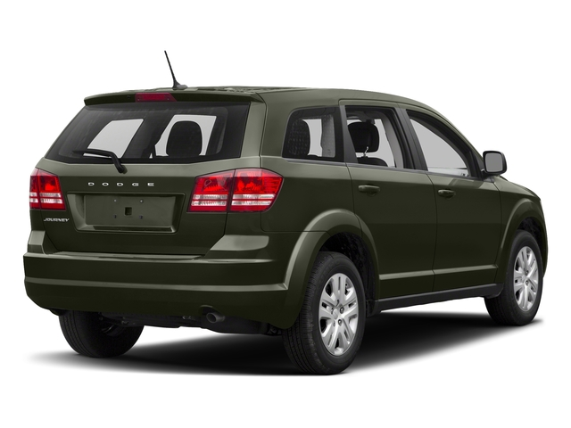 Olive Green Pearlcoat 2018 Dodge Journey Pictures Journey SE FWD photos rear view
