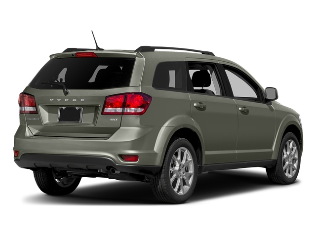 Olive Green Pearlcoat 2018 Dodge Journey Pictures Journey SXT FWD photos rear view