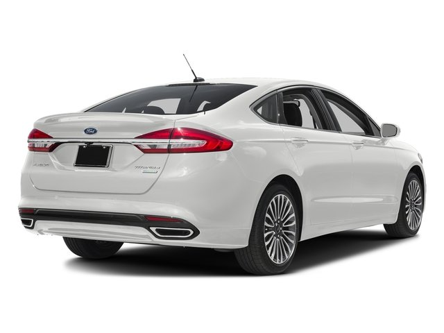 Ford Fusion For Sale Near Me >> 2018 Ford Fusion Titanium AWD Pictures   NADAguides