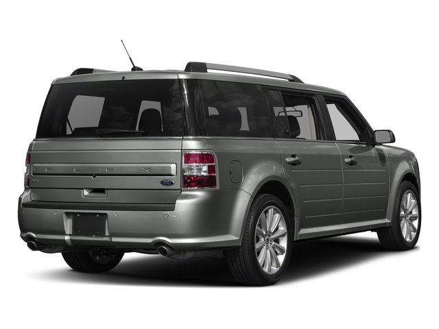 Magnetic Metallic 2018 Ford Flex Pictures Flex SE FWD photos rear view