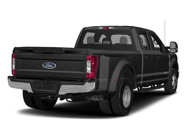 Magnetic Metallic 2018 Ford Super Duty F-350 DRW Pictures Super Duty F-350 DRW Crew Cab XL 2WD photos rear view