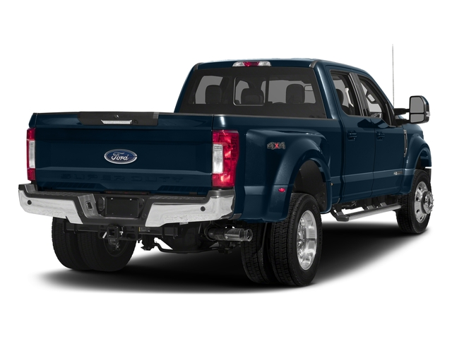 Blue Jeans Metallic 2018 Ford Super Duty F-450 DRW Pictures Super Duty F-450 DRW Crew Cab XLT 4WD T-Diesel photos rear view