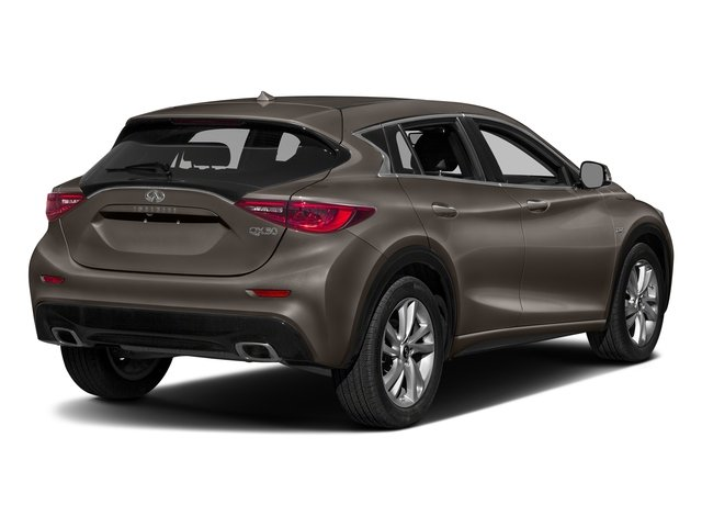 Chestnut Bronze 2018 INFINITI QX30 Pictures QX30 Premium FWD photos rear view