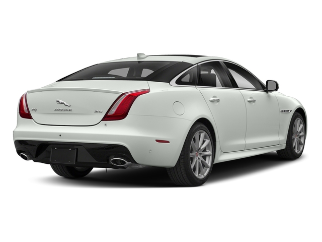 Fuji White 2018 Jaguar XJ Pictures XJ XJ Supercharged RWD photos rear view