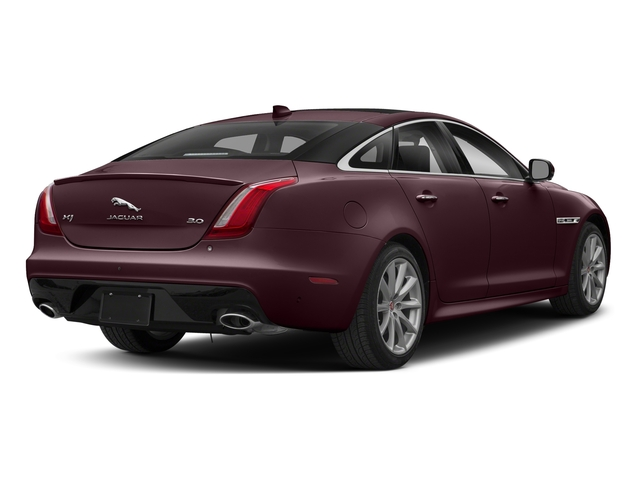 Rossello Red Metallic 2018 Jaguar XJ Pictures XJ XJ Supercharged RWD photos rear view