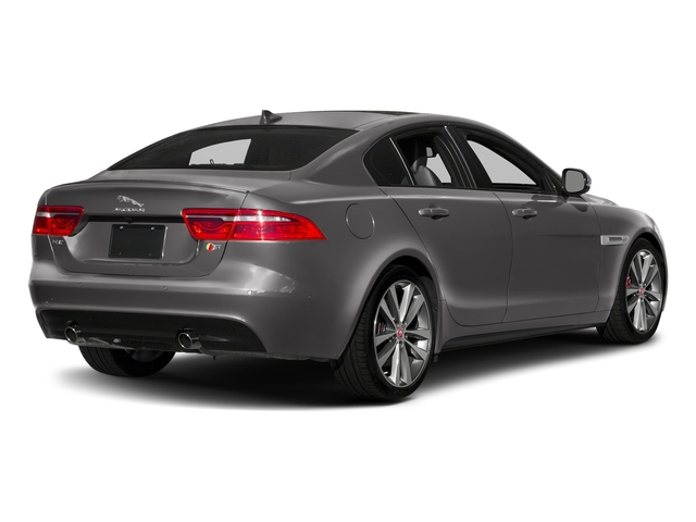 Corris Grey 2018 Jaguar XE Pictures XE S AWD photos rear view